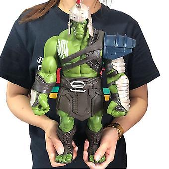 Disney Avengers Marvel Hulk Thor 3 Ragnarok Hands Moveable War Hammer Battle