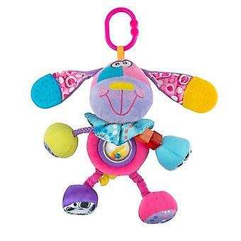Playgro activity doofy dog pink