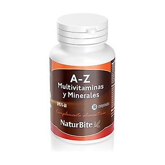 A-Z Multivitamins and Minerals 60 tablets