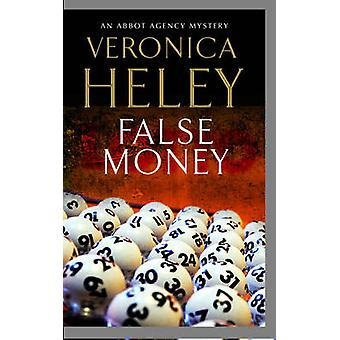 False Money by Veronica Heley - 9781847513052 Book