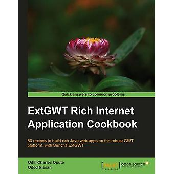 ExtGWT Rich Internet Application Cookbook by Odili Charles Opute - 97