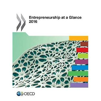 Entrepreneurship at a glance 2016 by Organization for Economic Cooper