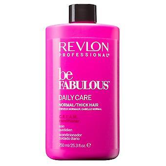 Revlon on upea päivittäinen hoito normaali hiustenhoitoaine 250 ml