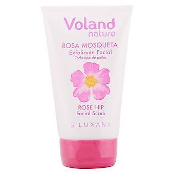 Voland Nature Luxana Voland Nature Rosa Mosqueta Exfoliante Facial 100ml