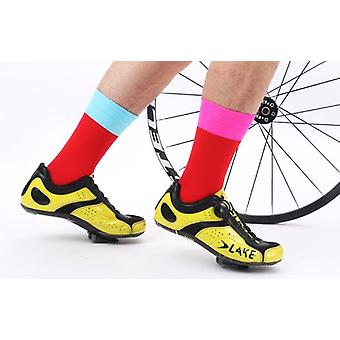 2020 New Cycling Socks Professional Calcetines Ciclismo Hombre Outdoor Road