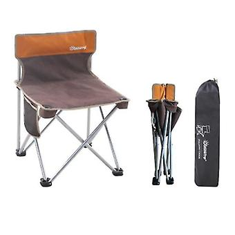 Camping Beach Fishing Chair Outdoor Folding Chair Portable Stool Sketching Chair