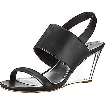 Anne Klein Women's Gently Wedge Sandal