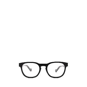 Moncler ML5052 gafas masculinas negras brillantes