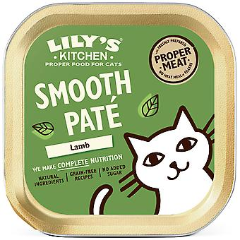 Lily's Kitchen Smooth Paté Lamb for Cats (Cats , Cat Food , Wet Food)