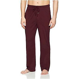Essentials Men's Dzianinowa piżama spodnie