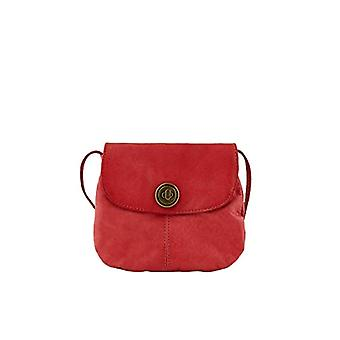 PIECES PCTOTALLY Royal Leather Party Bag Noos, Women's Folder Bag, Apple Details: CP, One Size