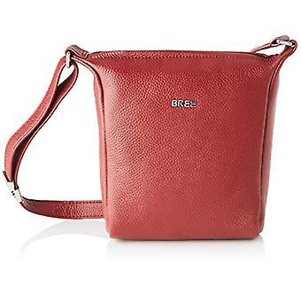 BREE CollectionNola 13, Dark Red, Cross ShoulderDonnaRox Shoulder Bag (Dark Red)8x20x24 Centimeters (B x H x T)