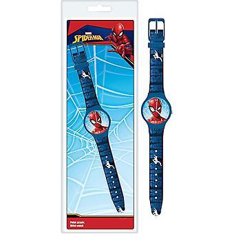 Marvel kid's watch spiderman - blister pack 500920