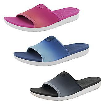 Fitflop Womens Neoflex Pool Slide Sandal Skor