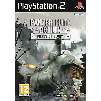 Panzer Elite Action PS2 Game