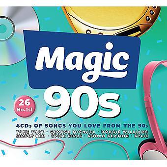 Magic 90's CD