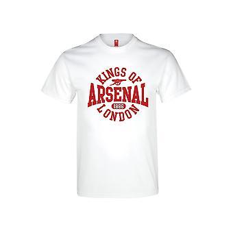 Arsenal Kings of London T Shirt Erwachsene S