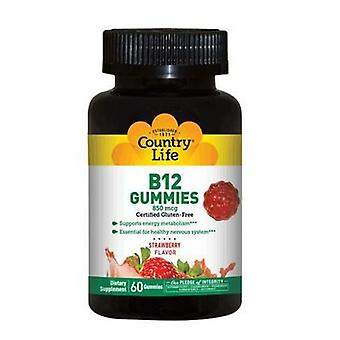 Country Life B12 Gummies, 60 tellen