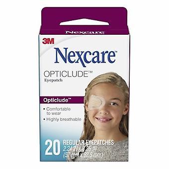 3M Eye Patch Regular Adhesive, Case of 720