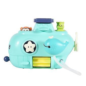 Kreative Baby Bad Spielzeug lustige Wal Bad Wand Spielzeug Dusche Geschenk für Kleinkind