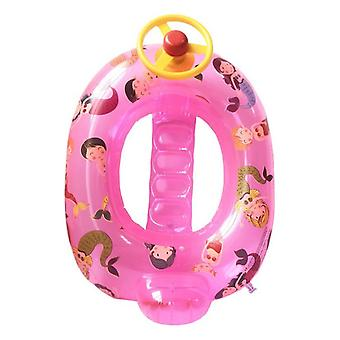 Inflatable Boat Pink (72 cm)
