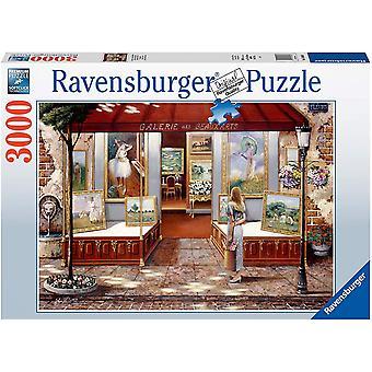 Ravensburger Gallery of Fine Arts Palapeli (3000 kappaletta)
