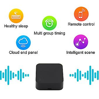 Wifi Temperature & Humidity Sensor + Ir Remote Control Tuya App Voice Control Infrared Smart Home Automation