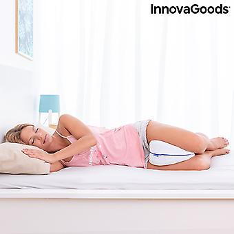 Almohada ergonómica para rodillas y piernas Rekneef InnovaGoods
