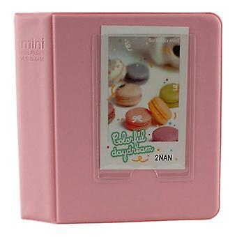 Fujifilm Instax Mini 7s/8/9 Photo Album(Light Pink)