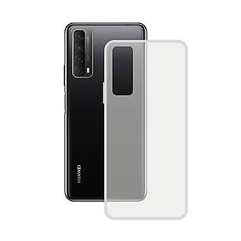 Taske Huawei Psmart 2021 Kontakt Flex TPU Transparent
