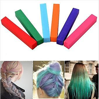 Muzxr-hair permanenten stijltangen tijdelijke kleurpotloden haarkleur mascara voor kleurstof alcoholvrij en niet giftig
