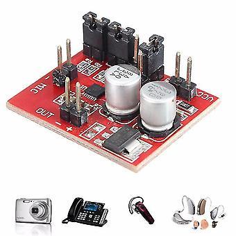 الميكروفون يقف electret ميكروفون مكبر للصوت وحدة للوحة المكونات الصوتية arduino
