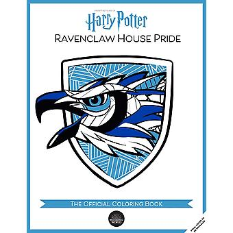Harry Potter Ravenclaw House Pride The Official Coloring Book  Gifts Books for Harry Potter Fans Adult Coloring Books by Insight Editions