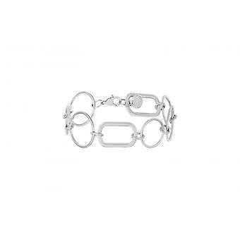 Bracelet Femme Clyda Bijoux BCLBR0012S - Acier Argent