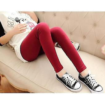 Pregnant Women Cotton Abdominal Leggings Fashion Pencil High Waist Skinny