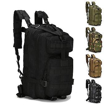 حقيبة ظهر تكتيكية عسكرية للجنسين، تخييم أكياس الصيد المشي لمسافات طويلة