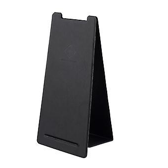 DELTACO GAMING Universal Klapp-Headsetständer, leicht, PU L