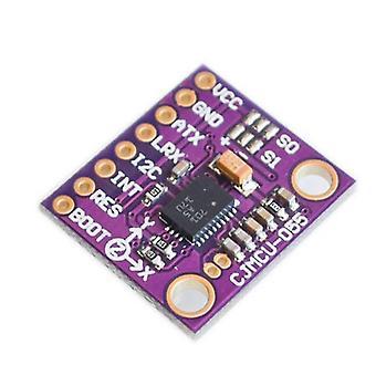 Bno055 9dof ángulo de actitud giroscopio sensor módulo ahrs calman filtro sensor diy electrónica