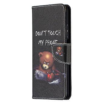 Cas pour Xiaomi Mi 10t Lite 5g Pattern Little Bear