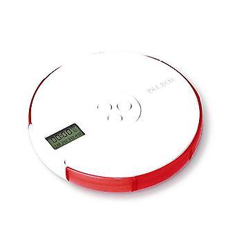 Автоматический дозатор таблеток с 7-дневным электронным органайзером лекарств