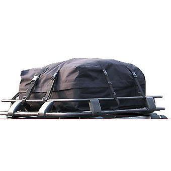 Bil tag taske 340 liter, vand Ressistant, justerbare stropper