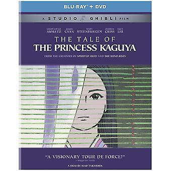 Eventyret om prinsessen Kaguya [BLU-RAY] USA importen