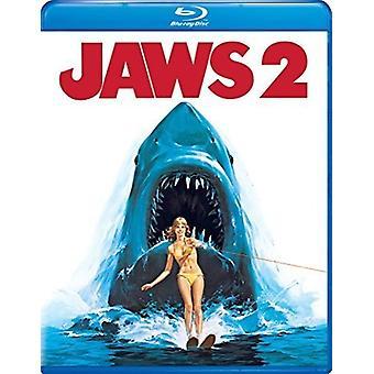 Jaws 2 [Blu-ray] USA import