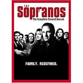 Sopraner - sopraner: Komplett andra säsongen [DVD] USA import