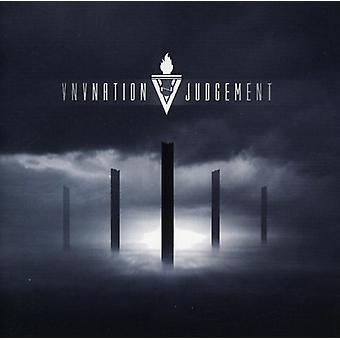 VNV Nation - importação EUA julgamento [CD]
