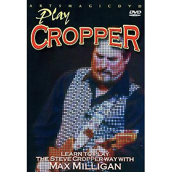 Steve Cropper - Play Cropper [DVD] USA import