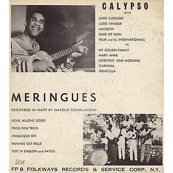 Calypso & Meringues - Calypso & Meringues [CD] USA import