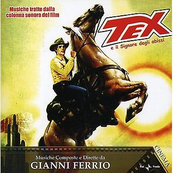 Gianni Ferrio - Tex E Il Signore Degli Abissi [CD] USA import
