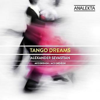 Alexander Sevastian - Tango Dreams [CD] USA import