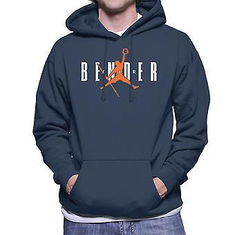Just Bend It Avatar The Last Airbender Men's Hooded Sweatshirt